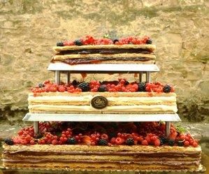 Berries Millefoglie